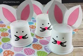 K Cup Easter Bunnies Craft Tutorial