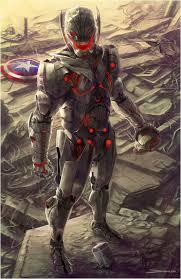 3—5 Marvel ics Ultron A I Destruction Area Rug – Superhero Sheets