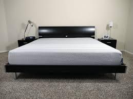 Intelli Gel Bed leesa vs purple mattress review sleepopolis