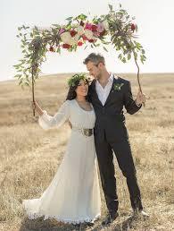 Rustic Bohemian Wedding Inspiration