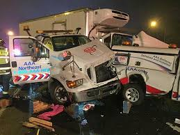 Tow Truck, Several Vehicles Involved In I-95 Crash Friday ...