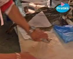 comment cuisiner du carrelet cuisine comment découper un filet de carrelet pratiks