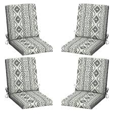 Amazon.com : Direct Home Patio Chair Cushion Set Garden Outdoor ...