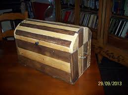 DIY Pallet Chest Small