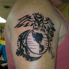 Tribal Eagle Tattoos