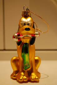 Plutos Christmas Tree Youtube by Mouseplanet Disney Stuff Mickey And Friends Blown Glass