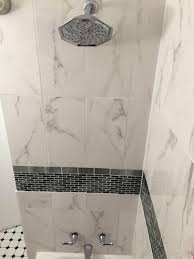 florida tile home collection michelangelo white 9 in x 18 in
