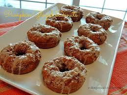 Dunkin Donuts Pumpkin Donut Recipe by Recipe Pumpkin Glazed Donuts Walking On Sunshine