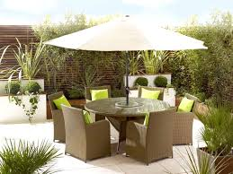 Patio Furniture Sets Walmart by Furniture Red Walmart Patio Umbrella With Dining Set And Area Rug
