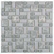 Home Depot Merola Hex Tile by Merola Tile University Light Grey 11 3 4 In X 11 3 4 In X 5 Mm