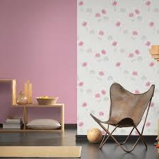 vliestapete premium wall tapete floral creme grau rosa