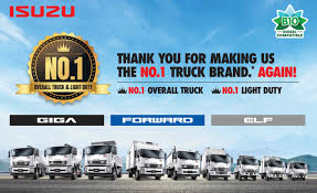 100 Truck Brand Isuzu Malaysia Is Top Commercial Vehicle For Fifth Consecutive