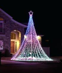 Lighting Ideas Inspiration For Outdoor Outside Christmas Tree Lights Interactive Game
