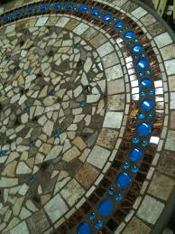 Statuary World Patio And Fireside by Mosaic Patio Table Have Broken Pottery I U0027ve Been Saving To Do