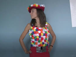 Gumball Machine Halloween Costume - Business Insider