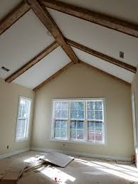 100 Beams On Ceiling Master Bedroom Stained Faux