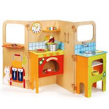 cuisine en bois enfants ma cuisine tout équipée en bois nature découvertes