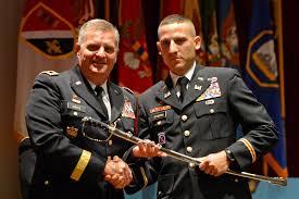 La National Guard graduates new class of officers – Louisiana