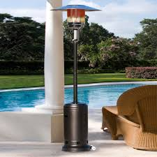Living Accents Patio Heater Inferno by Mosaic Propane Patio Heater Cover View Number 2 12 Color Led