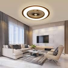 deckenventilator mit beleuchtung deckenleuchte fan licht deckenle lüfterlicht leise dimmbar timer mit und fernbedienung wohnzimmer esszimmer