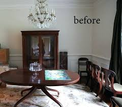 Best Dining Room Colors Paint With Chair Rail