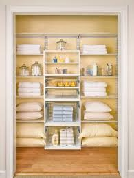 Linen Closet Storage Traditional Closet Cincinnati by