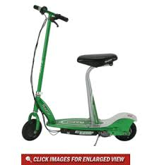 Razor E200S Electric Scooter With Seat