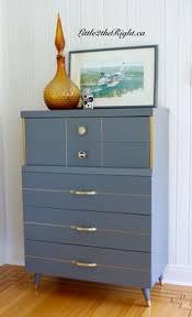 Johnson Carper Mid Century Dresser by Mid Century Dresser Johnson Carper Painted Curved Drawers