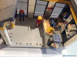 bureau de poste playmobil a vendre 2ememain be