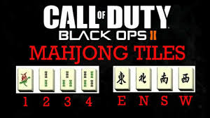 black ops 2 zombies die rise how to decipher mahjong tiles