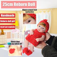 Amazoncom YIHANG Reborn Body Silicone Vinyl Doll Sleeping Boy