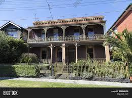 100 Melbourne Victorian Houses Australia Image Photo Free Trial Bigstock