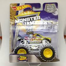 100 Team Hot Wheels Monster Truck Julians Blog Firestorm Jam