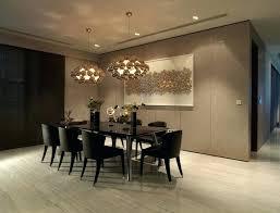 Attractive Track Lighting Astounding Design Stunning Rustic Style Apartment Dining Room Laminate Floor Impressive Modern Home