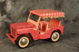 VINTAGE 1960'S TONKA Toys No. 350 Pink Jeep Surrey Loose 100 ... Tonka Toys Museum Home Facebook Vintage 1970s Tonka Barbie Pink Jeep Bronco Truck Metal Plastic Kustom Trucks Make Best Image Of Vrimageco Pressed Steel Pickup 499 Pclick Ukmumstv On Twitter Happy Winitwednesday Rtflw For Your Chance Jeep Wrangler Rcues Pink Camper Van With Tow Hook Youtube Vintage 1960s Toy Surrey Elvis Awesome Pickup Camper And 50 Similar Items 41 Listings Beach Car