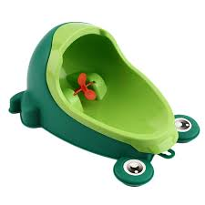 Frog Potty Seat With Step by Frog Boy Kids Baby Toilet Training Children Potty Urine Home
