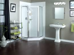 Gray And Teal Bathroom by Bathroom Portfolio Encore Bath And Shower