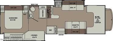 New 2014 Coachmen Leprechaun RV For Sale 320BH W 2 Slides Bunk Beds Floorplan