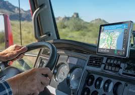100 Truck Navigation Fleet Reduce OOR Miles Idling Rand McNally