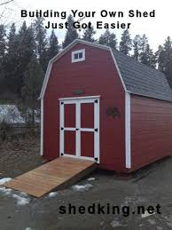 12x16 Gambrel Shed Kits by 12x16 Barn Plans Barn Shed Plans Small Barn Plans