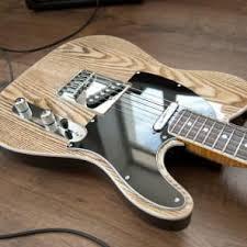 Tele Style PAA Custom Guitars Frankenstein HardCase 149900