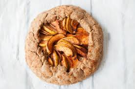 Clean Simple Apple Galette Recipe Which Is A Rustic Tart Requiring No Baking Skills Just