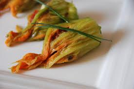 cuisine de courgettes fleurs de courgettes farcies cuisine plurielle