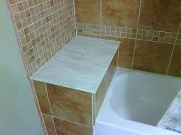 bathroom tile corner trim ideas marvelous tile for best option of