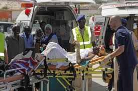100 Toll Truck Service Somalia Truck Bombing Toll Over 300 Scores Remain Missing The