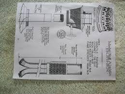 Aladdin Mantle Lamp Model 12 by Aladdin Nu Type Instant Light Model B Burner New Old Stock In