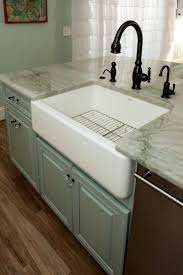 Self Trimming Apron Front Sink by 277 Best Farm Sinks Images On Pinterest Farmhouse Sinks Kitchen