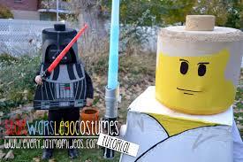 Star Wars Pumpkin Carving Ideas 2015 by Lego Star Wars Costume Diy Tutorial Under 20 Everyday Mom Ideas