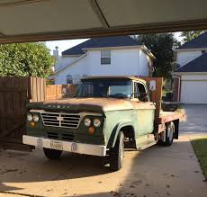 100 1962 Dodge Truck My D300 Dually S