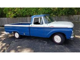 1964 Ford F100 For Sale | ClassicCars.com | CC-1097765 1964 Ford F100 Truck Classic For Sale Motor Company Timeline Fordcom Coe A Photo On Flickriver F250 84571 Mcg Antique F350 Dump Vintage Retro Badass Clear Title Ford Custom Cab Truck Two Tone 292 Y Block 3speed With Od 89980 81199 Hemmings News Pickup 64 F600 Grain As0551 Bigironcom Online Auctions 85 66 Econoline Pick Up Sale Trucks